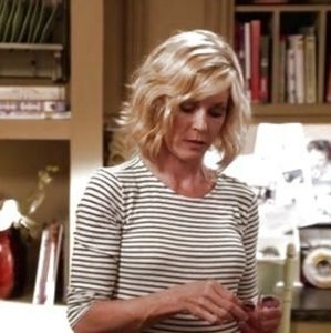 J.Crew Stripe Painter Tee as seen on Modern Family